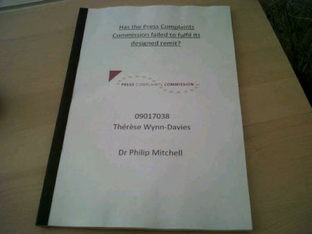 Thesis completed